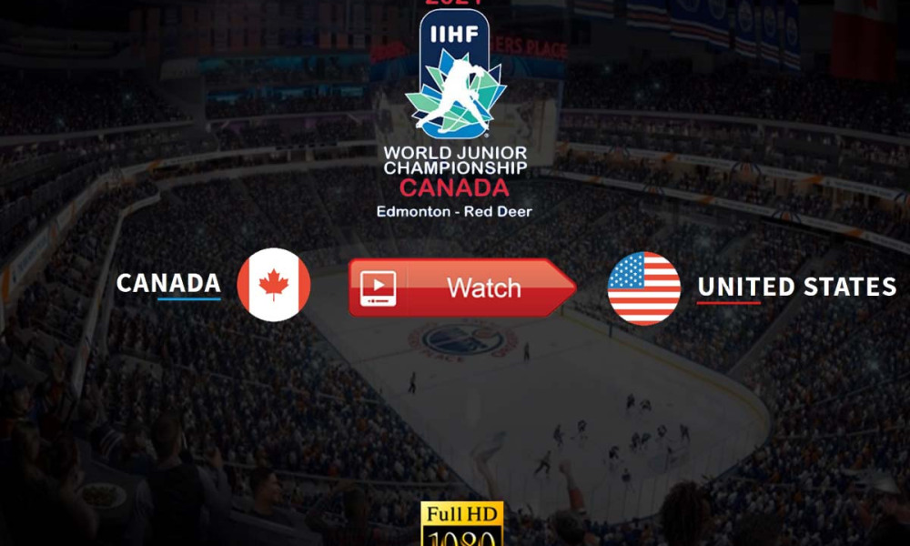 Canada vs United States Ice Hockey Game on CrackStreams